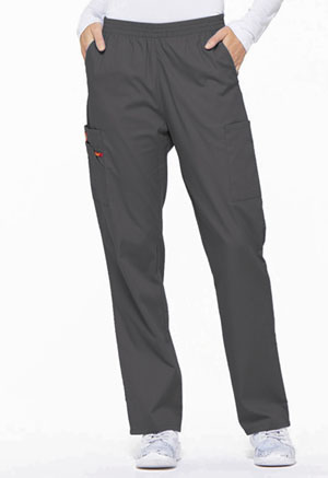 Dickies EDS Signature Natural Rise Tapered Leg Pull-On Pant in Pewter (86106-PTWZ)