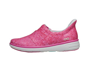 Infinity Footwear BREEZE Pink Party Marshmallow (BREEZE-PPMW)
