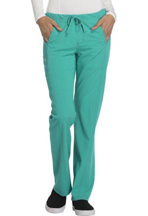 Low Rise Straight Leg Drawstring Pant (CA100P-EMRG)