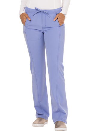 Careisma Low Rise Straight Leg Drawstring Pant Ceil Blue (CA100-CBLZ)