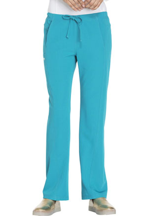 Careisma Low Rise Straight Leg Drawstring Pant Teal (CA100-DTLZ)