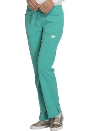 Low Rise Straight Leg Drawstring Pant (CA105AP-EMRG)