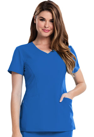 Careisma V-Neck Top Royal (CA601-RYLZ)