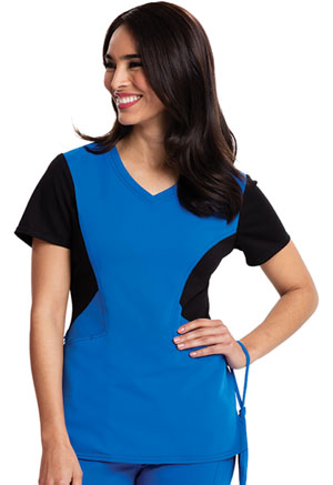 Careisma V-Neck Top Royal (CA605-RYBK)