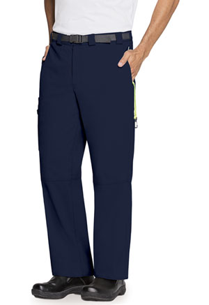 Bliss Men's Zip Fly Front Pant (CH205A-NVCH) (CH205A-NVCH)