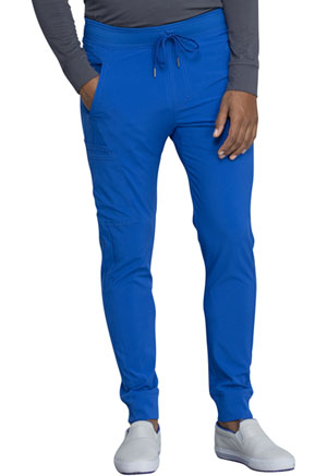 Cherokee Men's Natural Rise Jogger Royal (CK004A-RYPS)