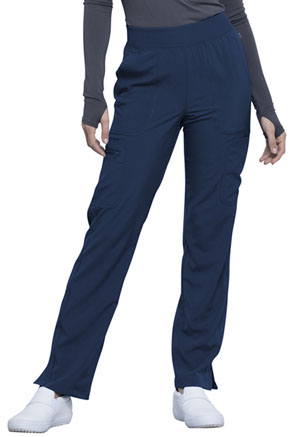 Infinity Mid Rise Tapered Leg Pull-on Pant (CK065A-NYPS) (CK065A-NYPS)
