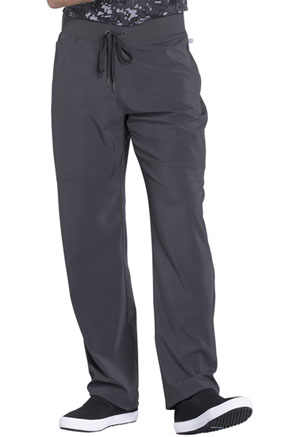 Cherokee Men's Tapered Leg Drawstring Pant Pewter (CK210A-PWPS)