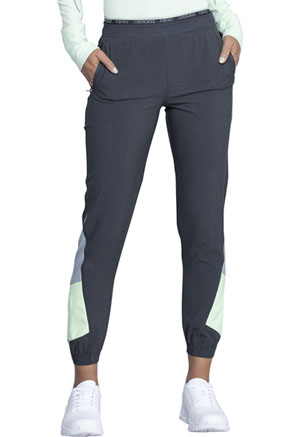 Cherokee Mid Rise Jogger Heather Charcoal (CK225A-HTCH)