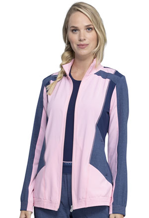 Cherokee Bomber Style Jacket Pink Tonic (CK325A-PKTO)
