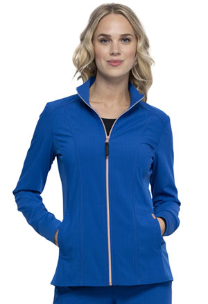 Statement Zip Front Jacket (CK365-ROY) (CK365-ROY)