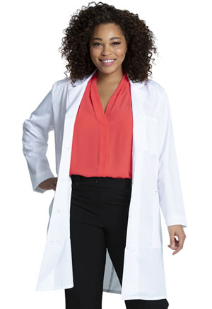 Cherokee 37 Lab Coat White (CK421-WHT)