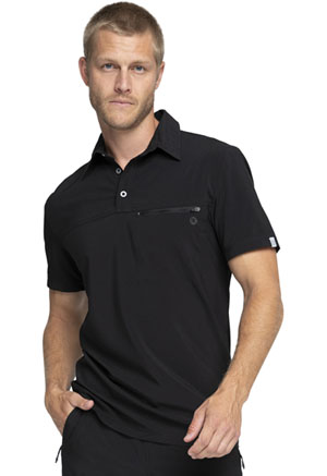 Cherokee Men's Polo Shirt Black (CK825A-BAPS)