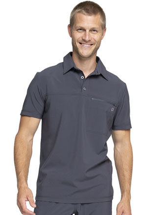 Cherokee Men's Polo Shirt Pewter (CK825A-PWPS)