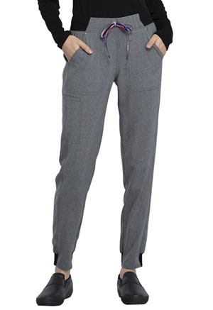 Cherokee Mid Rise Jogger Heather Grey (CKK070-HTGR)