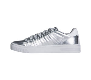 K-Swiss COURTFRASCO Silver,White,BarelyBlue (COURTFRASCO-SWBB)