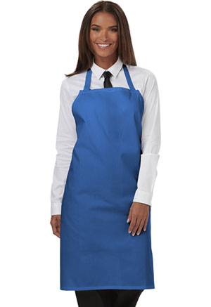 Dickies Chef Set Strap, No Pocket Bib Apron Royal (DC54-ROYL)