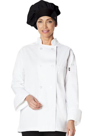 Dickies Chef Traditional Chef Hat in Black (DC591-BLK)