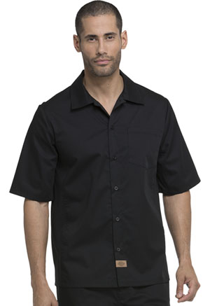 Dickies Chef Unisex Cool Breeze Shirt in Black (DC61-BLK)