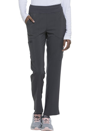 Natural Rise Tapered Leg Pull-On Pant (DK005P-PWPS)