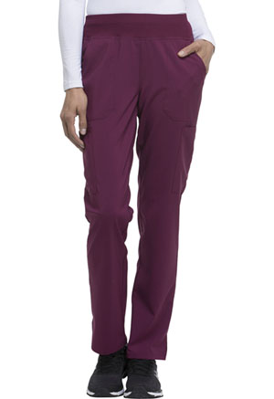 Natural Rise Tapered Leg Pull-On Pant (DK005P-WNPS)