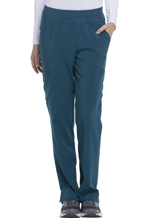 Natural Rise Tapered Leg Pull-On Pant (DK005T-CAPS)