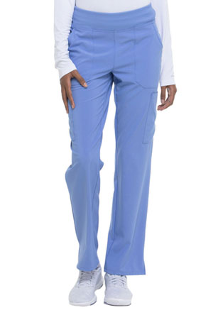Dickies EDS Essentials Natural Rise Tapered Leg Pull-On Pant in Ciel (DK005-CIPS)