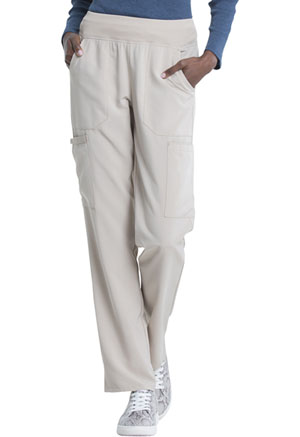 Dickies Natural Rise Tapered Leg Pull-On Pant Khaki (DK005-KAK)