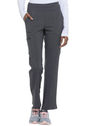 Dickies EDS Essentials Natural Rise Tapered Leg Pull-On Pant in Pewter (DK005-PWPS)