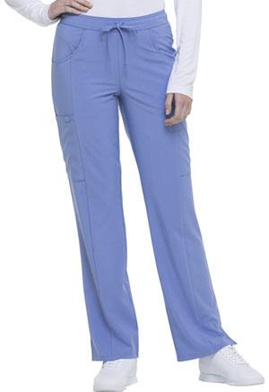 Mid Rise Straight Leg Drawstring Pant (DK010P-CIPS)
