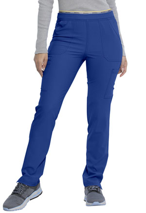 Dickies Retro Mid Rise Tapered Leg Pull-on Cargo Pant in Royal (DK035-ROY)