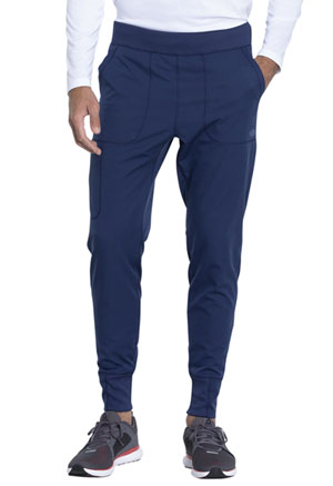 Dickies Dynamix Men's Natural Rise Jogger Pant in Navy (DK040T-NAV)