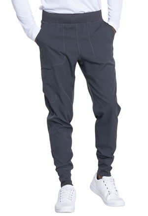 Dickies Dynamix Men's Natural Rise Jogger Pant in Pewter (DK040T-PWT)