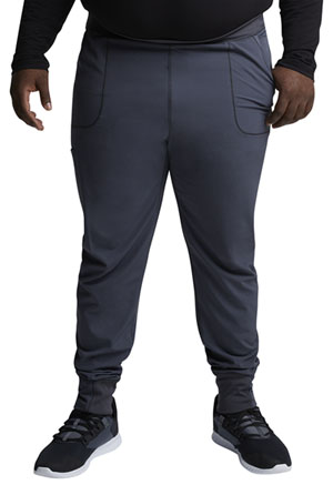 Dickies Dynamix Men's Natural Rise Jogger Pant in Pewter (DK040-PWT)