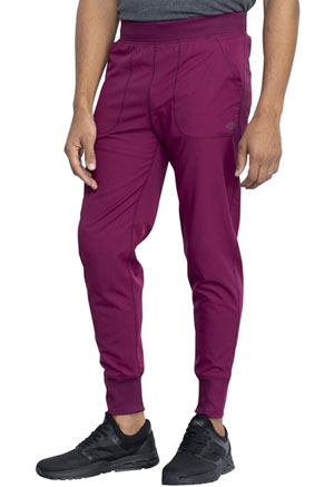 Dickies Dynamix Men's Natural Rise Jogger in Wine (DK040-WIN)