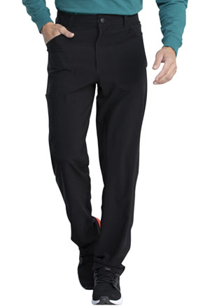 Dickies Retro Men's Natural Rise Straight Leg Pant in Black (DK055-BLK)