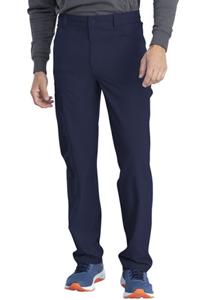 Retro Men's Natural Rise Straight Leg Pant (DK055-NAV) (DK055-NAV)