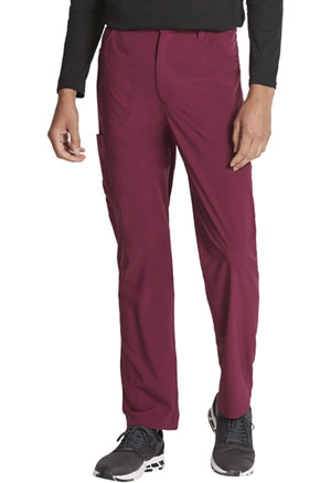 Dickies Men's Natural Rise Straight Leg Pant Wine (DK055-WIN)