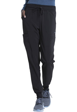 Dickies EDS Essentials Mid Rise Jogger in Black (DK065-BAPS)