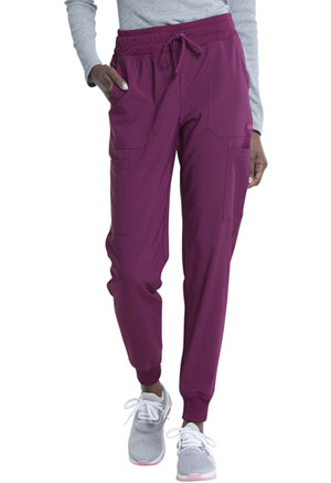 Dickies EDS Essentials Mid Rise Jogger in Wine (DK065-WNPS)