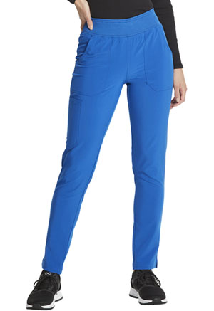 Dickies EDS Essentials Mid Rise Tapered Leg Pull-on Pant in Royal (DK090-RYPS)