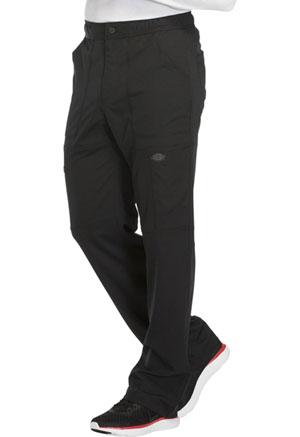 Men's Zip Fly Cargo Pant (DK110T-BLK)
