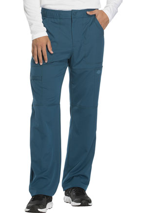 Dickies Dynamix Men's Zip Fly Cargo Pant in Caribbean Blue (DK110-CAR)
