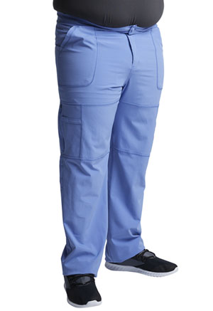 Dickies Dynamix Men's Zip Fly Cargo Pant in Ciel Blue (DK110-CIE)