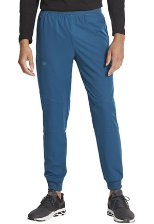 Dickies Dynamix Men's Natural Rise Jogger in Caribbean Blue (DK111-CAR)