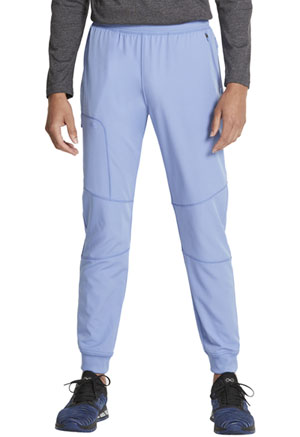 Dickies Dynamix Men's Natural Rise Jogger in Ciel Blue (DK111-CIE)