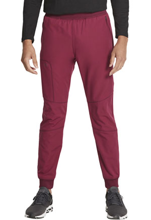 Dickies Men's Natural Rise Jogger Wine (DK111-WIN)
