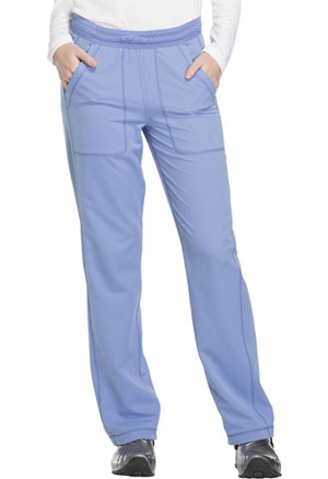 Mid Rise Straight Leg Pull-on Pant (DK120P-CIE)