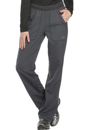 Mid Rise Straight Leg Pull-on Pant (DK120P-PWT)