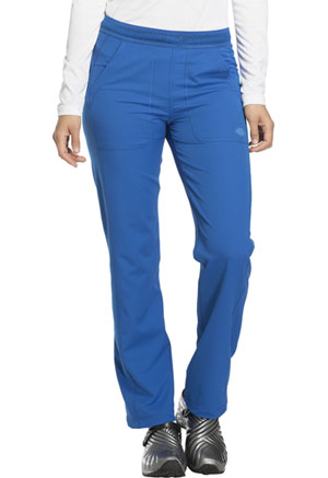 Mid Rise Straight Leg Pull-on Pant (DK120P-ROY)